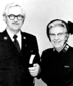 Josef and Erna Korbel