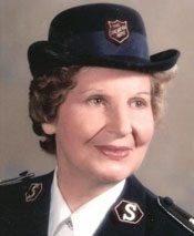 Commissioner Murial Taylor