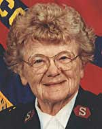 Brigadier Ethel Lola Brewer