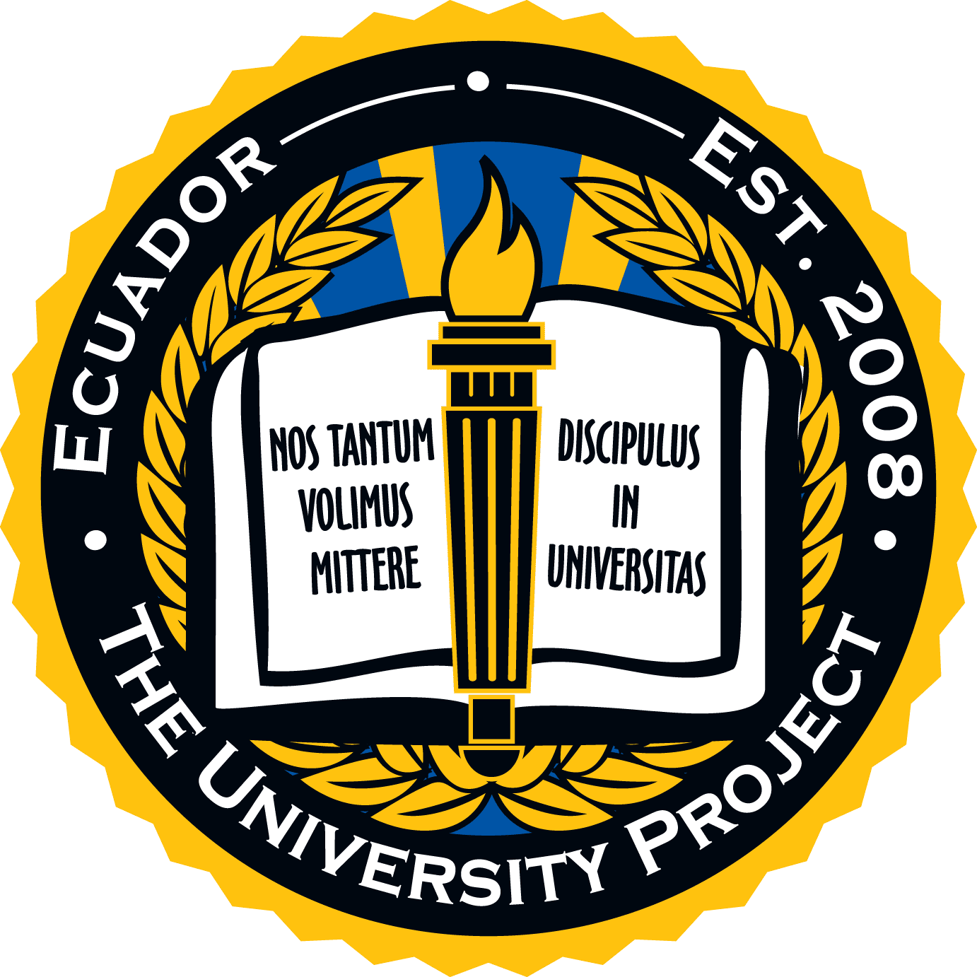 University Project seal