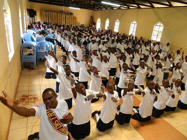 Gospel Dance brigade
