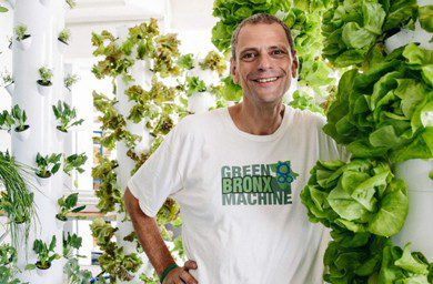 Stephen Ritz of the Green Bronx Machine