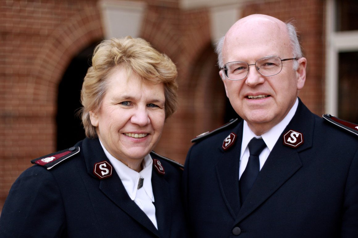 Commissioners Nancy and William Roberts