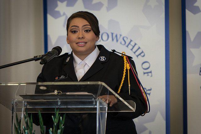 Cadet Yohani Ortiz