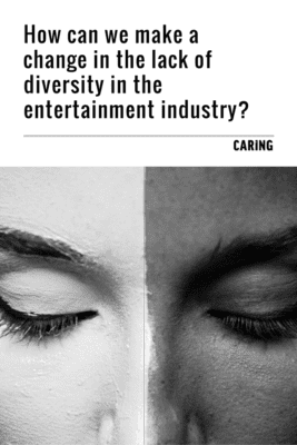 In today's global community, where various ethnicities work, socialize and live together, why does the entertainment industry's biggest award suffer from a lack of diversity?