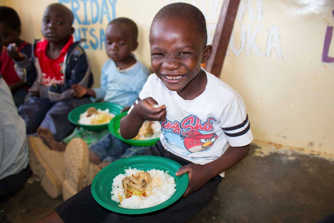 Photo via Mary's Meals