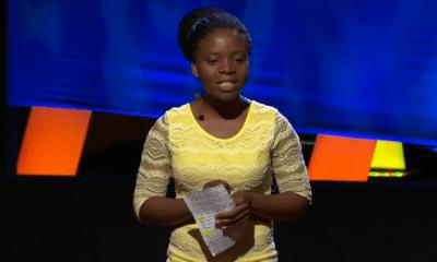 Memory Banda speaking