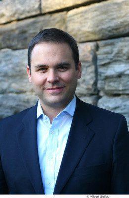Author David Gelles