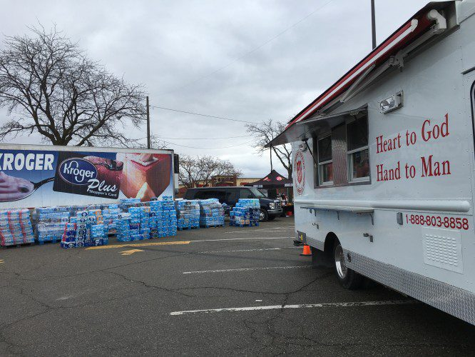 Salvation Army expands efforts in Flint water crisis