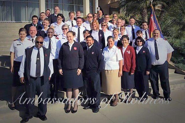 Ambassadors of Holiness Session