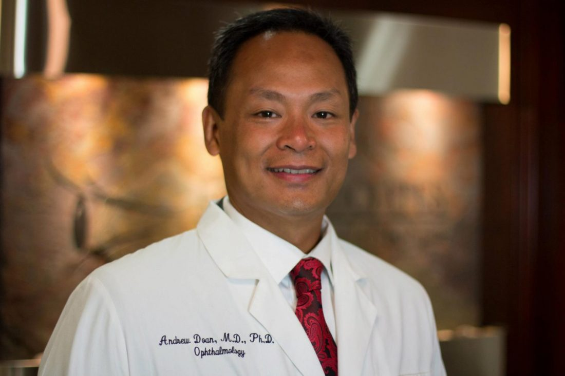 Dr. Andrew Doan