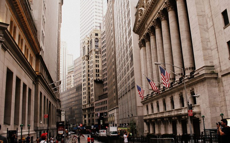Wall Street during day time