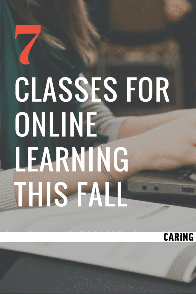 7 online classes for recent college graduates