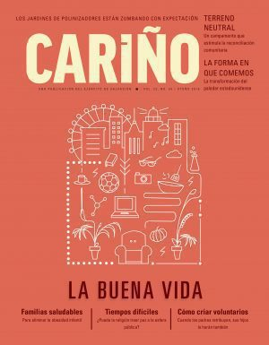 CARIÑO Fall Cover