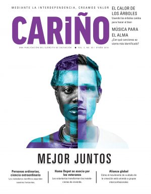 CARIÑO Winter Cover
