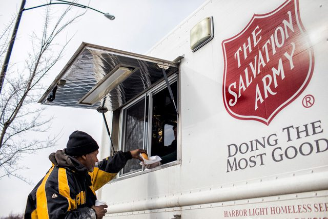 What The Salvation Army belives - Doing the most good