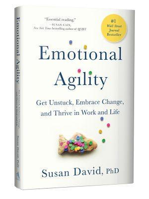 """""""Emotional Agility"""" Book"""