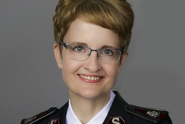 Commissioner Jolene K. Hodder Smiling Headshot
