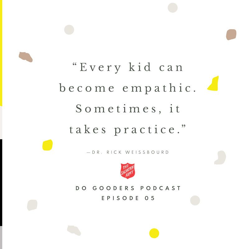Empathetic Kids Quote Dr. Rick Weissbourd