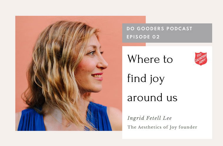 Joy with Ingrid Fetell Lee