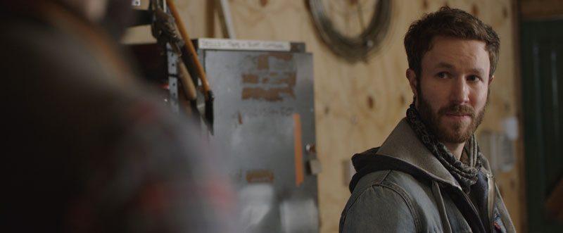 """Javan Hirst in """"Heart of This Place"""" Movie"""