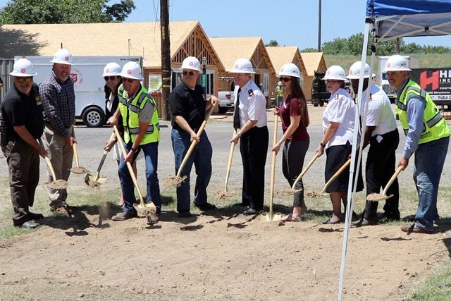 Hope Vista Groundbreaking