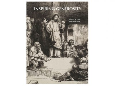 Book Cover of Inspiring Generosity by Thrivent Financial