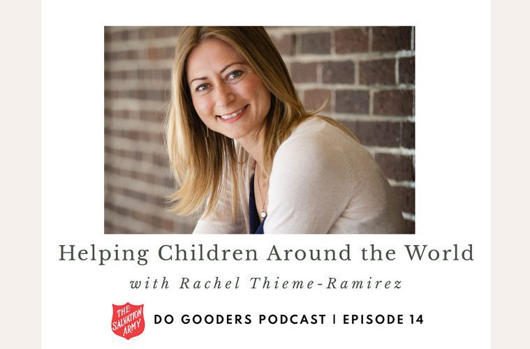 Helping Children Around the World Rachel Thieme-Ramirez
