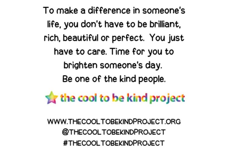 Make a difference in someones life quote