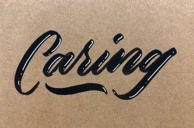 Caring Calligraphy