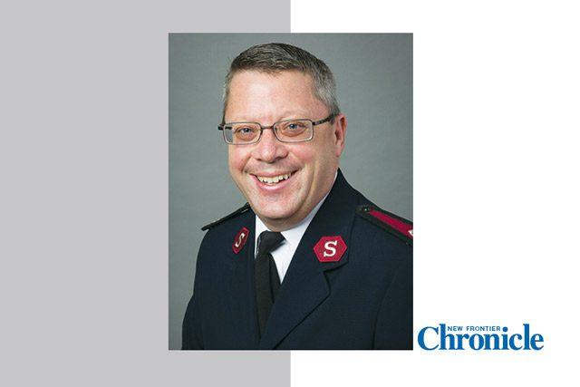 Major Brian Saunders