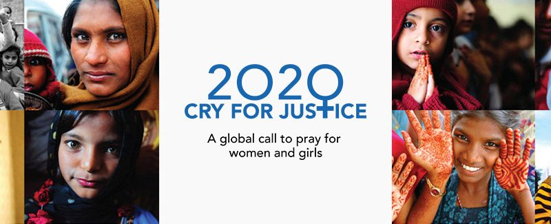 Cry for Justice logo