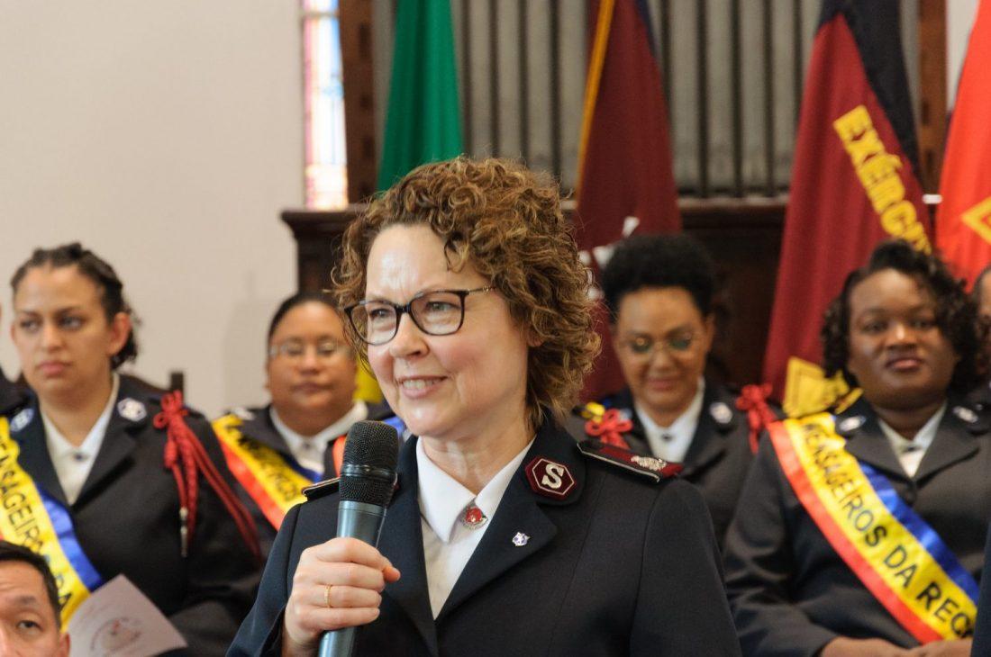 Commissioner Bronwyn Buckingham