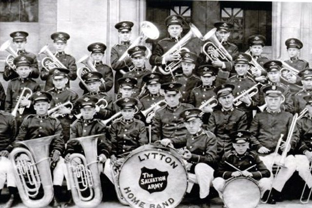 Lytton Home Band