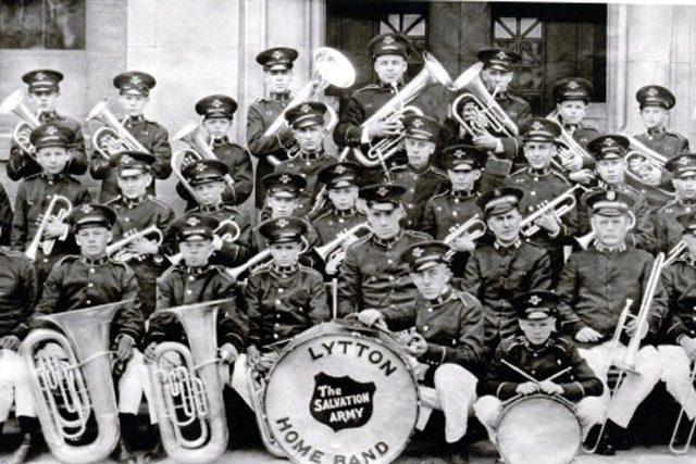 Lytton Home Band